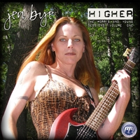 Jen Bye | Higher: The Morris & Young Sessions, Vol. 1