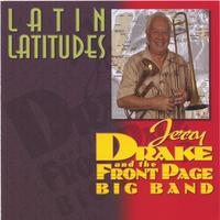 Jerry Drake and THE FRONT PAGE Big Band | Latin Latitudes