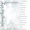 Jerry Robinson: Simplicity
