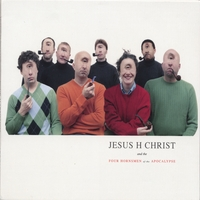 Jesus H Christ CD cover