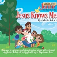 Jesus in Jeans Junior | Bible Rhymes Curriculum: Jesus Knows Me