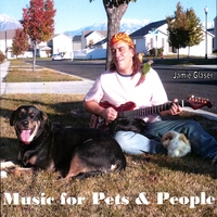 Jamie Glaser | Music For Pets And People