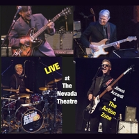 Jimmi Accardi and the Action Zone | Live At the Nevada Theatre