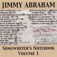 Jimmy Abraham | Songwriter's Notebook Vol. 1