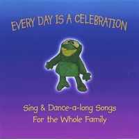 Jennifer Kantor | Every Day is a Celebration- sing and dance along songs for the whole family