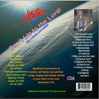 James L. Snelgrove / JimmYSixStrinGtm | Can't Lie To The Lord!