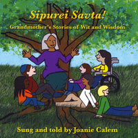 Joanie Calem | Sipurei Savta: Grandmother's Stories of Wit and Wisdom