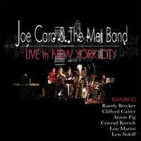 Joe Caro & the Met Band | Live in New York City