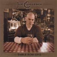 Joe Colledge | Table For One