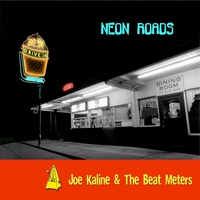 "Joe Kaline and The Beat Meters | Neon Roads: ""Walking On Sunshine"" with 80's rock, surf, sax, and ska."