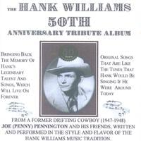 Joe Penny | Hank Williams 50th Anniversary Tribute