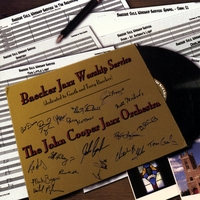 "Featured recording ""The Baecker Jazz Worship Service"""