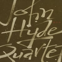 "Featured recording ""John Hyde Quartet"""