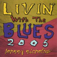 Johnny Nicholas | Livin' With The Blues