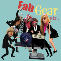 Johnny Popstar & the Luv Explosion | Fab Gear Etc.