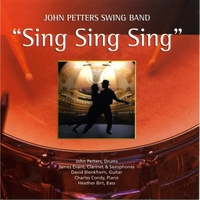 John Petters Swing Band | Sing Sing Sing (feat. John Petters, James Evans, David Blenkhorn, Charles Condy & Heather Birt)