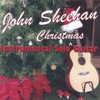 John Sheehan | Instrumental Solo Christmas Guitar