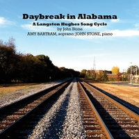 John Stone & Amy Bartram | Daybreak in Alabama: A Langston Hughes Song Cycle