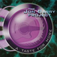 The Jon Barry Project | A Taste For More