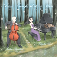 Joshua Bouchard & Elspeth Reed | Anime Music for Cello & Piano