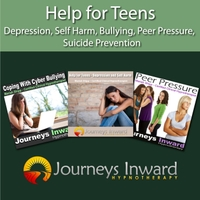 Journeys Inward Hypnotherapy | Help for Teens - Depression