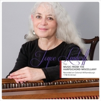 Joyce Lindorff | Music of the Harpsichord Miscellany
