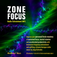 Jaap Schroder & Brainwave Frequencies | Zone Focus