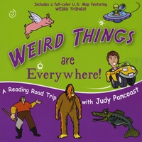 "Judy Pancoast | Weird Things Are Everywhere! 2011 Grammy Nominee ""Best Children's Musical Album"""