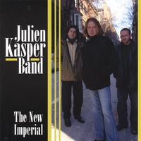 Julien Kasper Band | The New Imperial