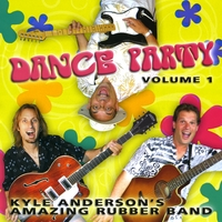 Kyle Anderson's Amazing Rubber Band | Dance Party, Vol. 1