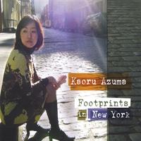 KAORU AZUMA: Footprints In New York