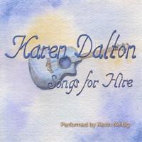 Pochette de l'album pour Songs for Hire