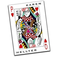 Karen Hellyer | Peon Queen
