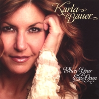 Karla Bauer | When Your Eyes Open