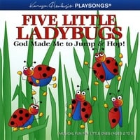 Karyn Henley | Five Little Ladybugs