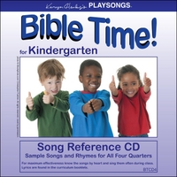 Karyn Henley | Playsongs Bible Time for Kindergarten Song Reference CD