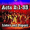 Katherine Abbot: Acts 2:1-33 (Listen and Repeat)