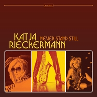 Katja Rieckermann | Never Stand Still