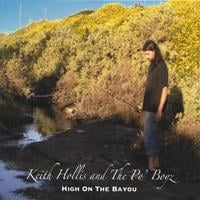 Album HIGH ON THE BAYOU by Keith Hollis