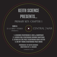 Keith Science | Primary Key: Chapter 1