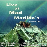 Keith Taylor | Live at Mad Matilda's Volume Two