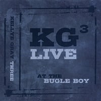"Featured recording ""KG3 Live! at the Bugle Boy"""