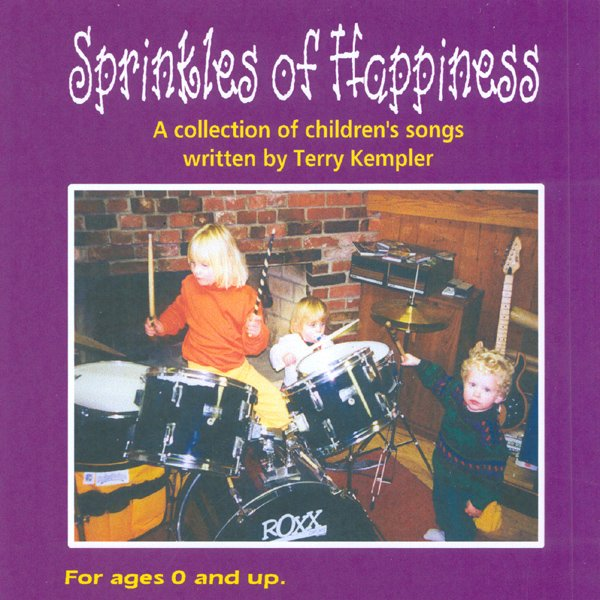 Terry Kempler | Sprinkles Of Happiness