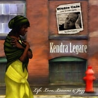 "Featured recording ""Life, Love, Lessons &Jazz"""