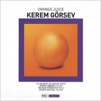 Kerem Gorsev | Orange Juice