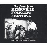 Various | Kerrville Folk Festival-the Early Years