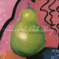 Marianne Kesler | Pear in the Pink Thing
