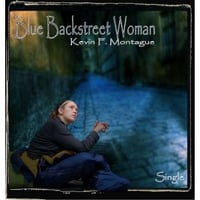 Kevin F. Montague | Blue Backstreet Woman