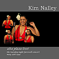Kim Nalley | Alta Plaza Live! the Tuesday Farewell Concert