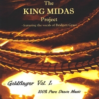 The King Midas Project | Goldfinger, Vol. 1: 100% Pure Dance Music
